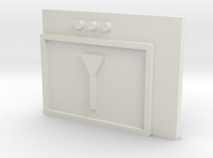 Fuel 3d printed