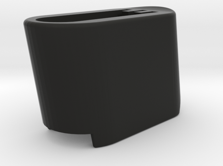 Base Plate Extension Sleeve Large 3d printed