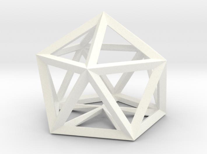 IcoSlow 3d printed