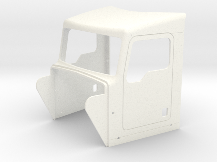KW Style Cab 3d printed