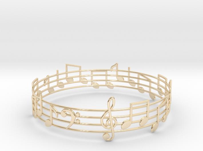 Bracelet Song 3d printed