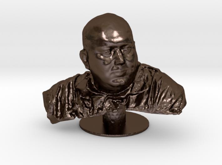 St. Rasmus, the patron saint of Internet 3d printed