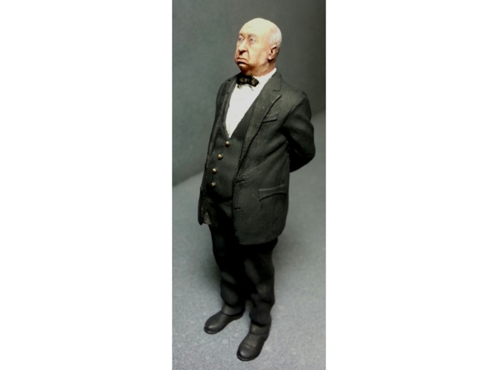 1:32 scale Alfred standing FUD 3d printed