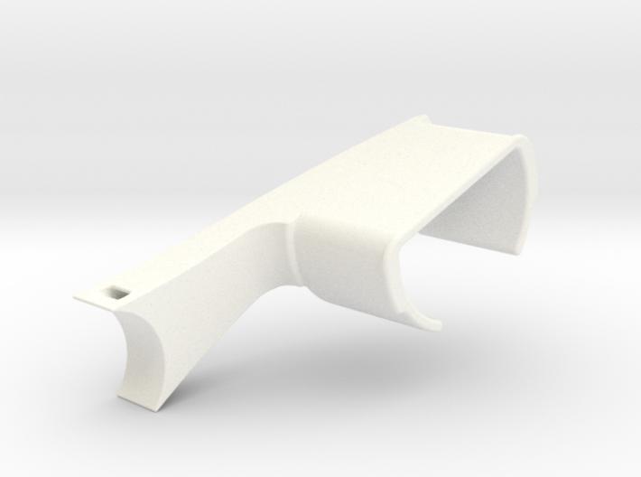 Bicycle handlebar watchholder - Mirrored version 3d printed