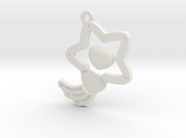Lumina 3d printed