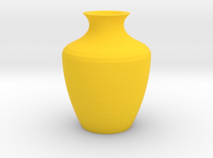 Amphor Vase Small 3d printed