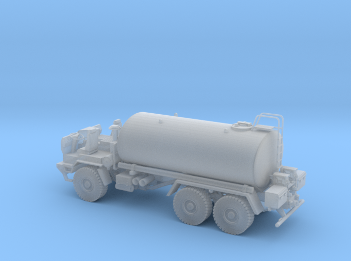 IVECO M-250 40W-H0 Aljibe-proto-01 3d printed