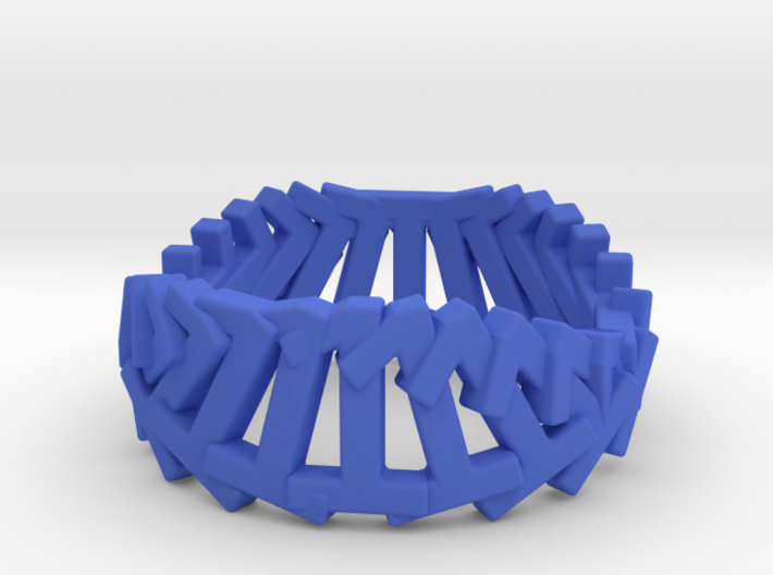 1.Ring.360 (Size 5) 3d printed