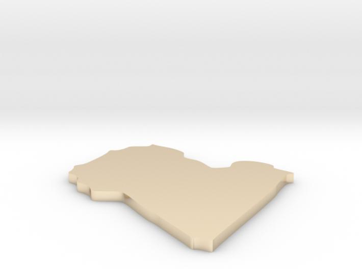 Libya - [Plain3D:L] 3d printed