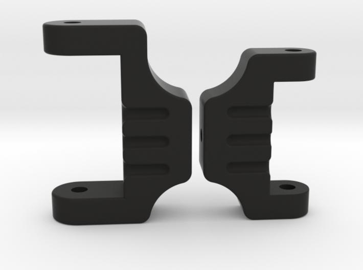 Adjustable rear suspension for Tamiya Boomerang 3d printed