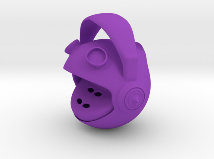 Frog whistle 3d printed