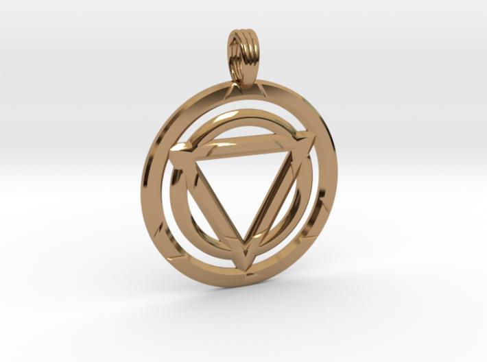 TRINITY LOCK 3d printed