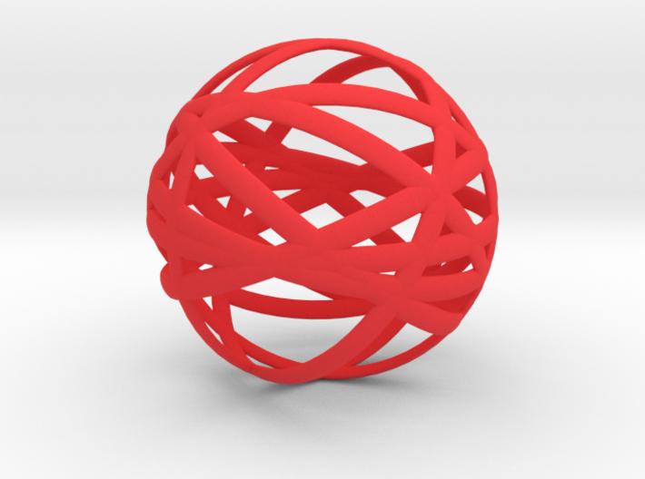 Orbits 3d printed