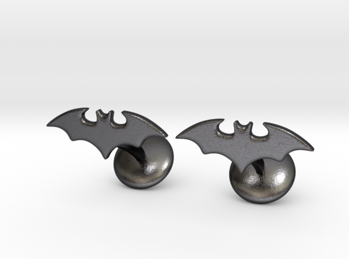 Batman Gotham Knights Cufflinks 3d printed