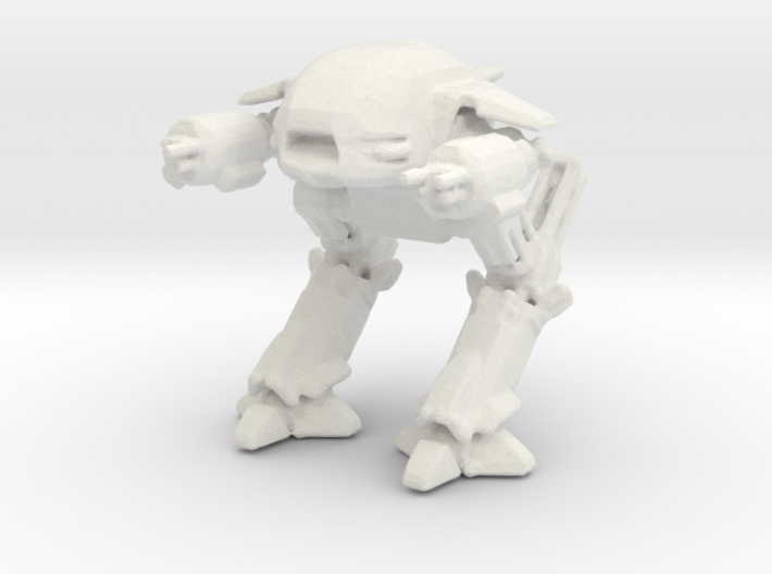 Ed209 (re sized) 3d printed