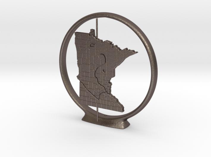 Minnesota 3d printed