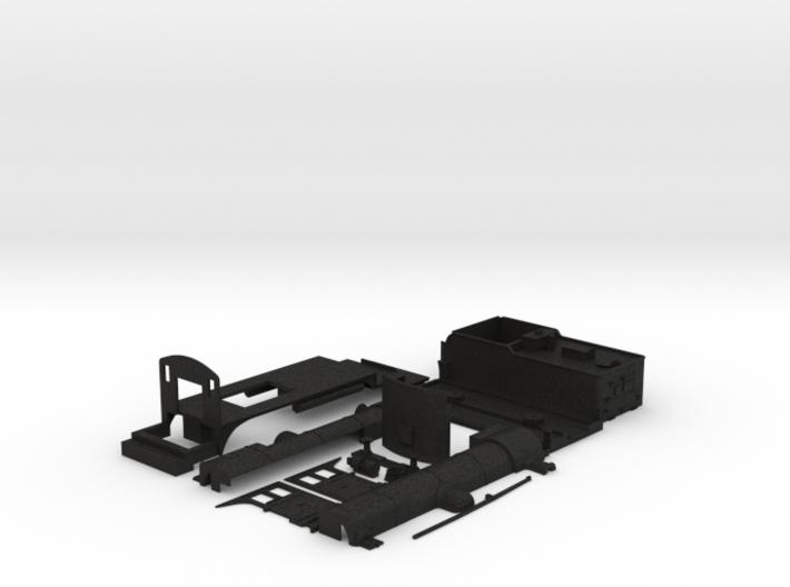 pilot A2 model 3d printed