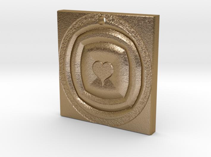 Hearts Echo 3d printed