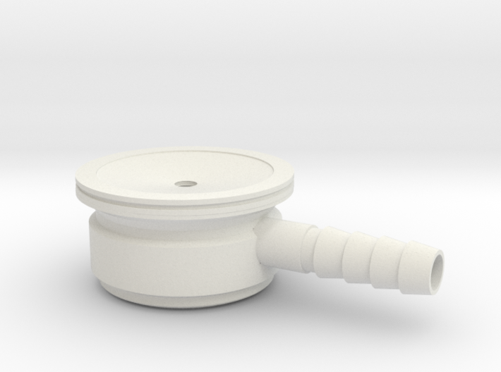Stethoscope 3d printed