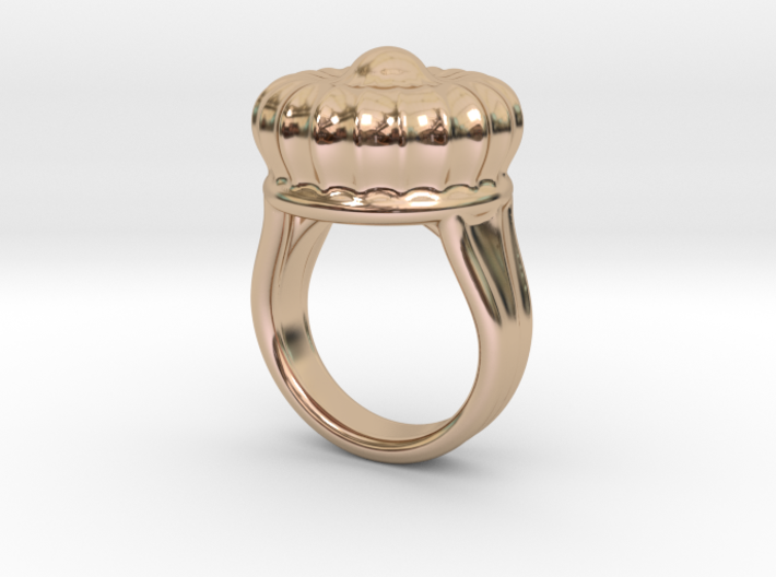 Old Ring 20 - Italian Size 20 3d printed