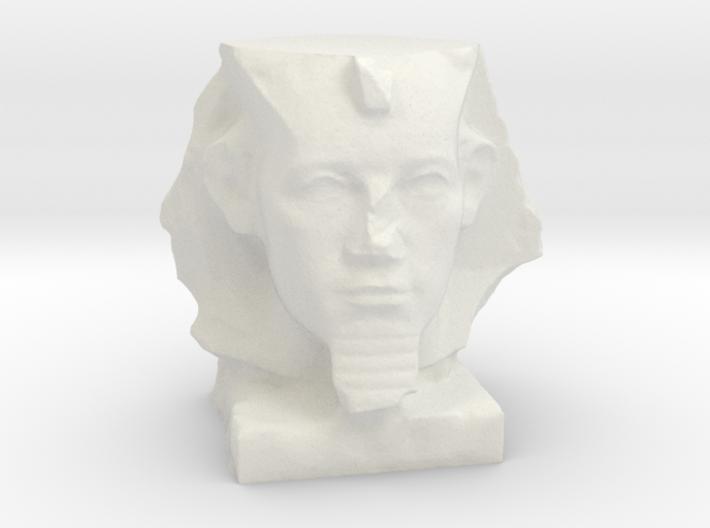 Pharaoh 3d printed