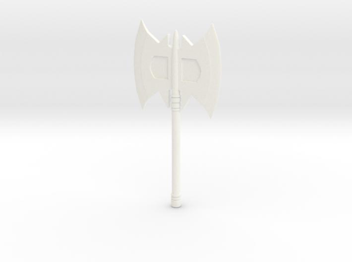 MOTUC Style Battle Axe 3d printed
