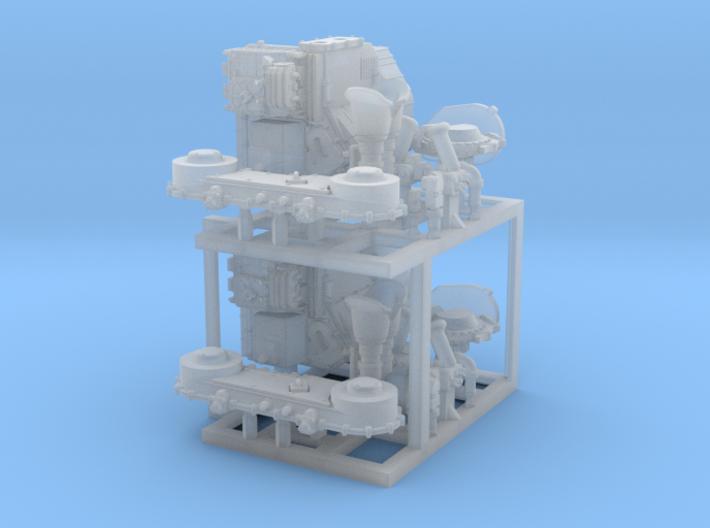 1/35 SPM-35-027-TOW-01-A x2 in set TOW TAS 3d printed