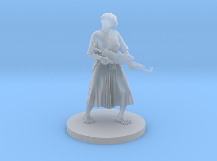 Saukko Light Infantry 3d printed