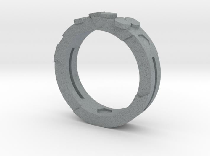 Ring Hex 3d printed