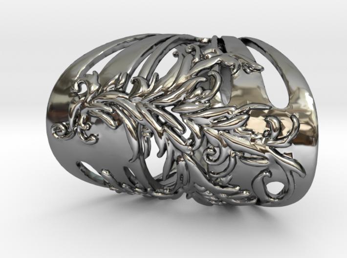 Women Ring 3d printed