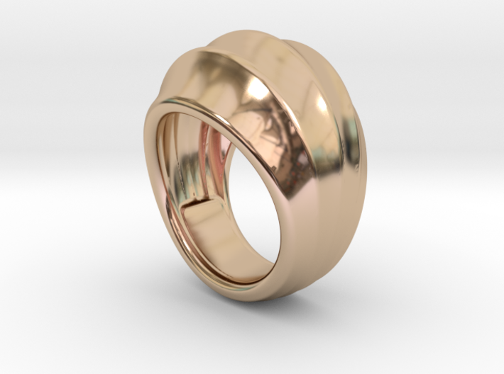 Good Ring 29 - Italian Size 29 3d printed