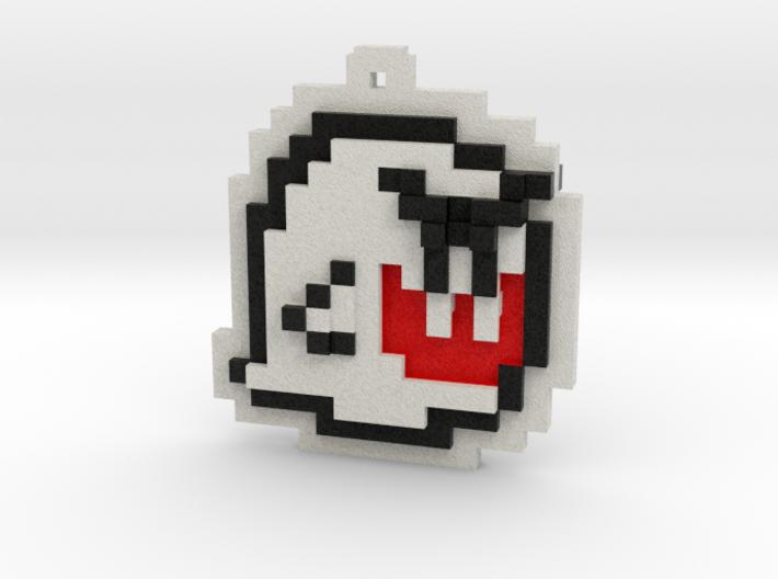 Boo Attack - M2 3d printed