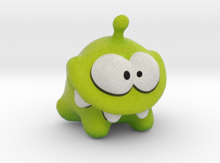 Cut the Rope 3d printed