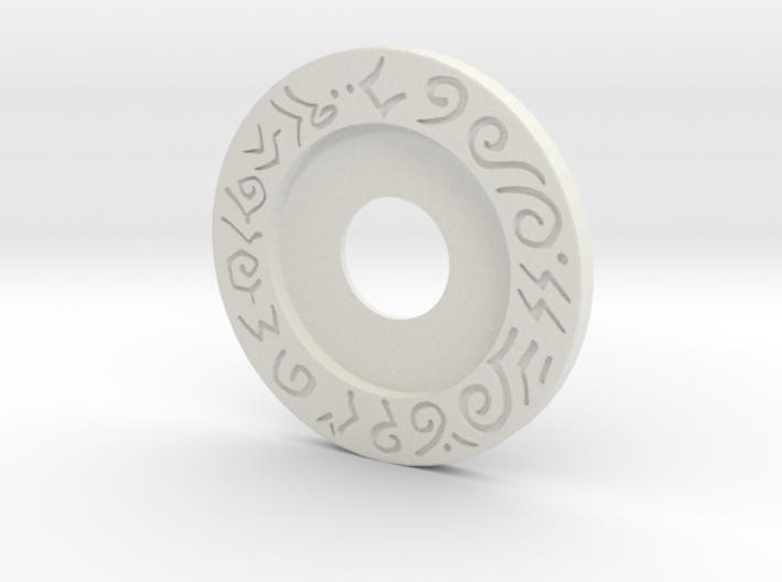 Mecha Glove - Scorpion box - Upper Ring 3d printed