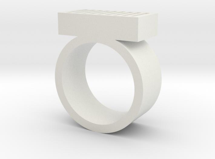 BoraRing 3d printed