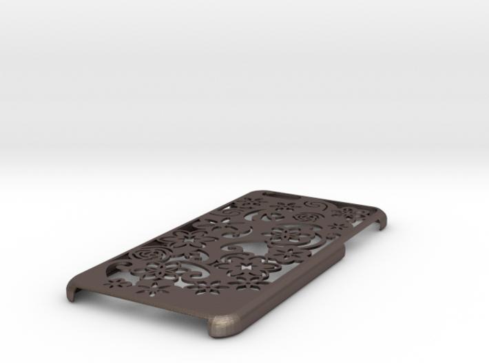 Iphone 6 Plus Case Flower 3d printed