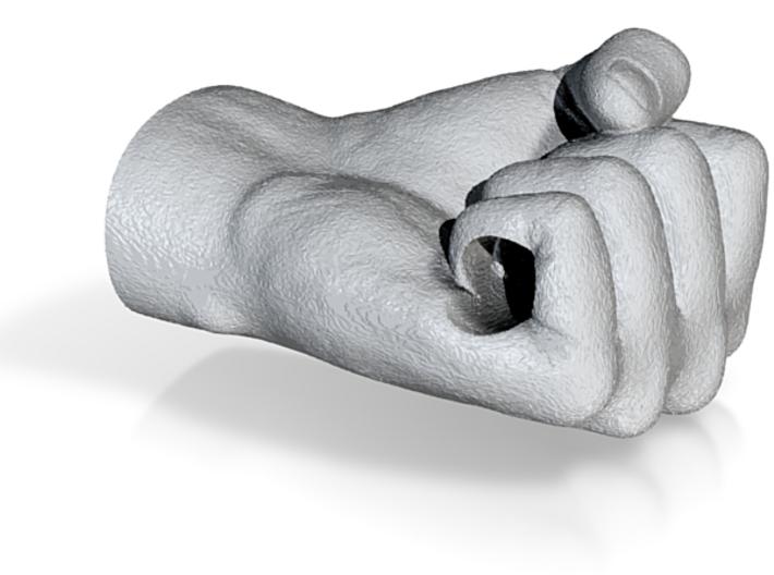 Power fist 3d printed