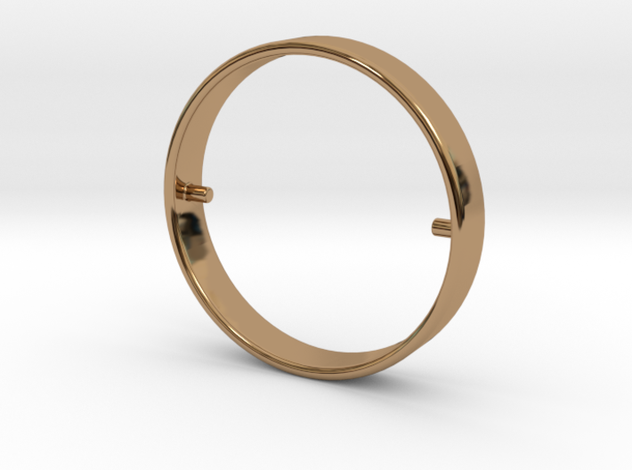 Gyroscope Ring, Outer 3d printed