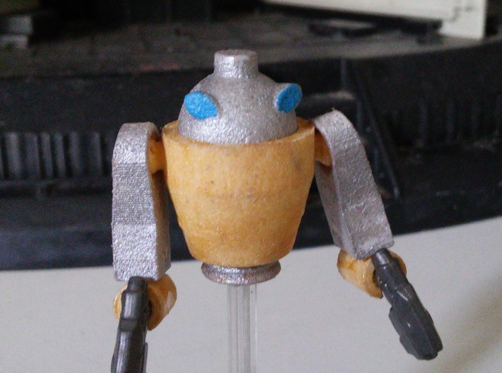 Ohuna A Robot With Attitude 3d printed