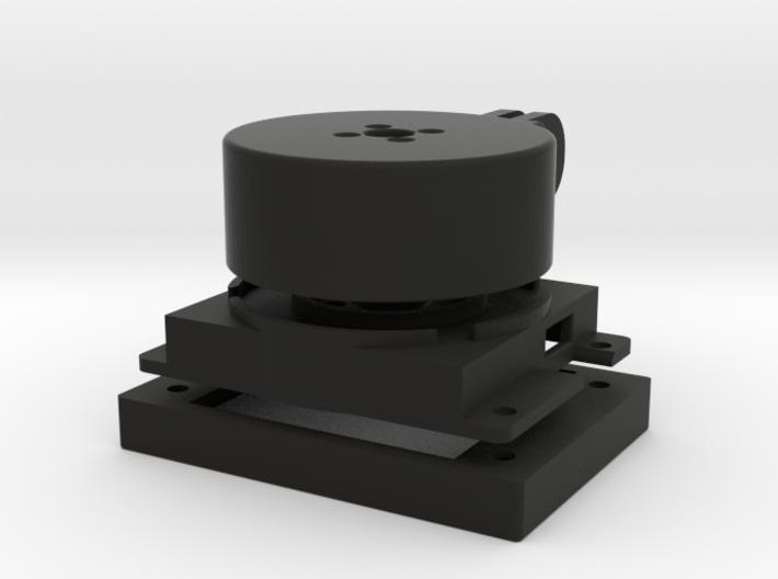 'all in one' Model 2014b - pegdownracing version 3d printed
