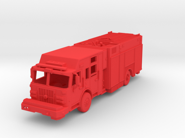 Plainfield Preview 3d printed