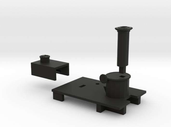 009 Sentinel - Parts 1 6 & 8 3d printed