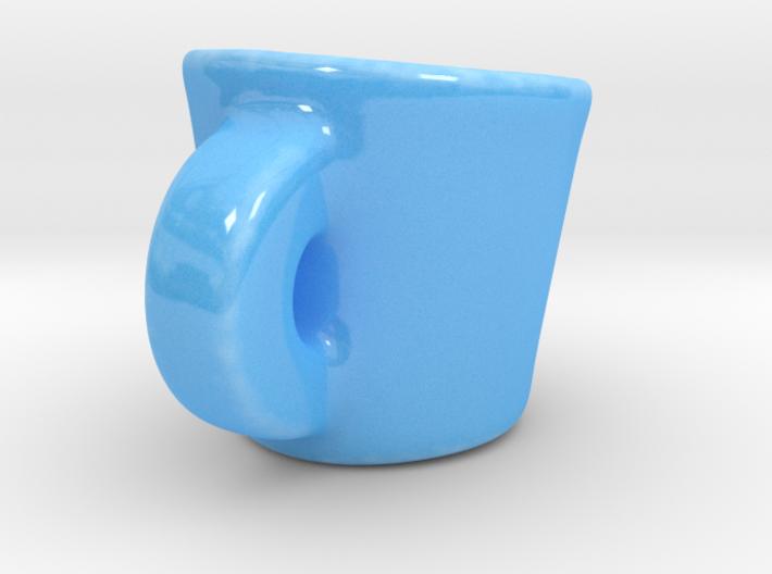 Topology joke (porcelain) step 2 3d printed