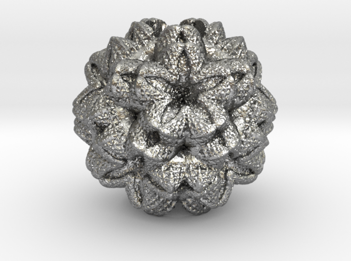 OM Particle Charm Series 1A  3d printed