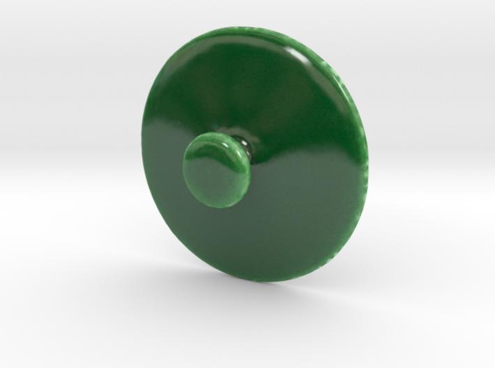 Ceramic/Porcelain Lid for Mug 3d printed