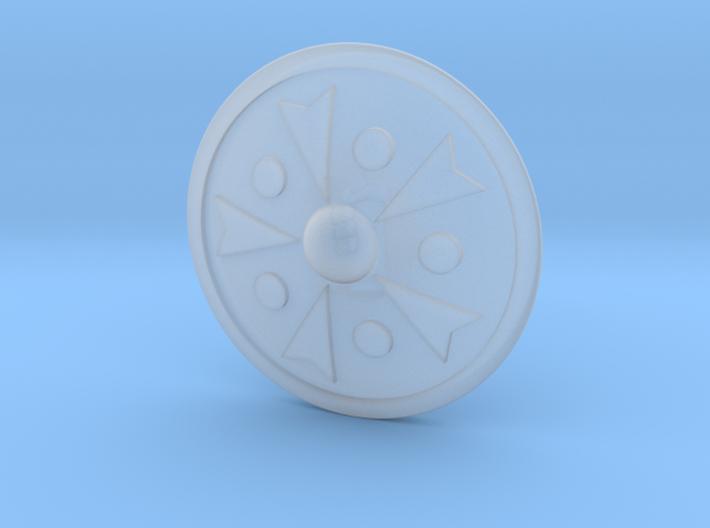 Miniature Shield 3 3d printed