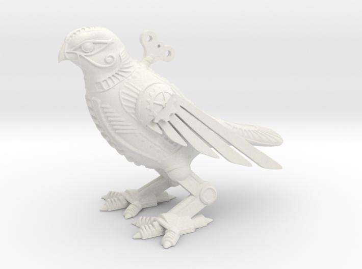Horus Steampunk Falcon 3d printed