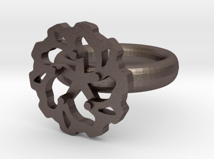 Moto: Rotorring 3d printed