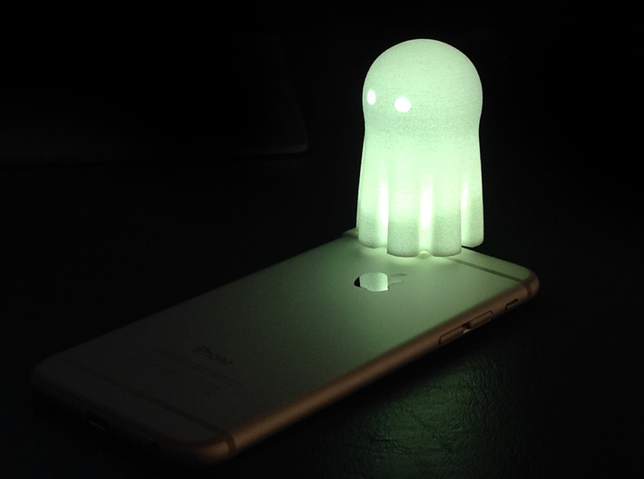 IPhone 6 Ghost 3d printed