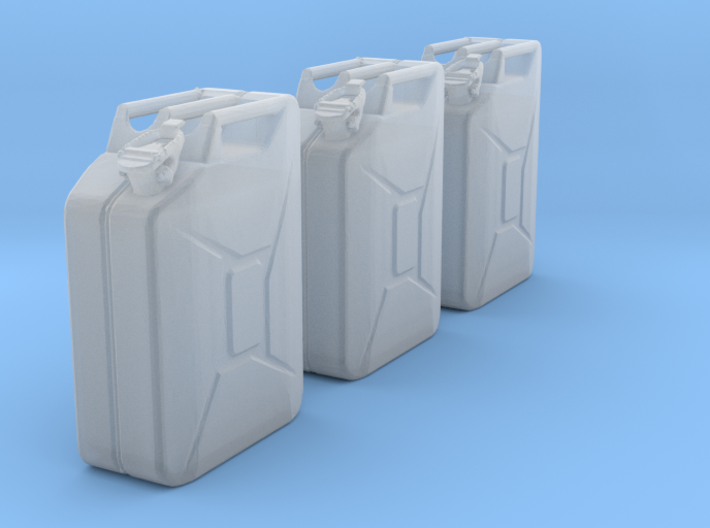 1:25 Kanister jerry can fuel can 20 Ltr. 3d printed